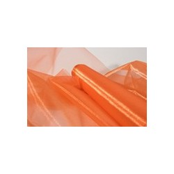 Organza oranžová