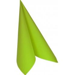 Ubrousky pevné PREMIUM světle zelené