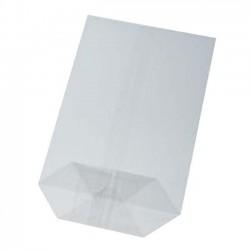 Celofánový sáček 20x36cm křížové dno