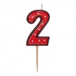 Svíčka číslo