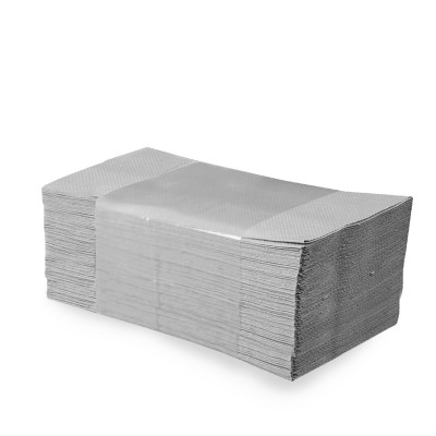 Ručníky skládané ZZ šedé