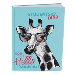školní diář student