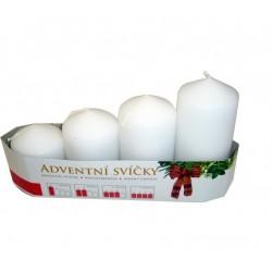 adventvní svíčky