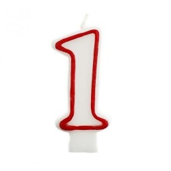 Svíčka číslo 1