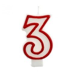 Svíčka číslo 3