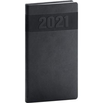Diář 2020 týdenní kapesní Aprint