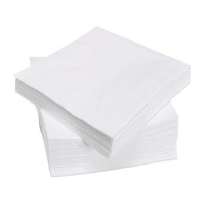 Ubrousky 1 vrstvé bílé