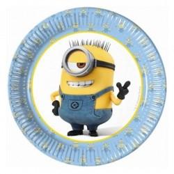 Papírový talíř Mimoni